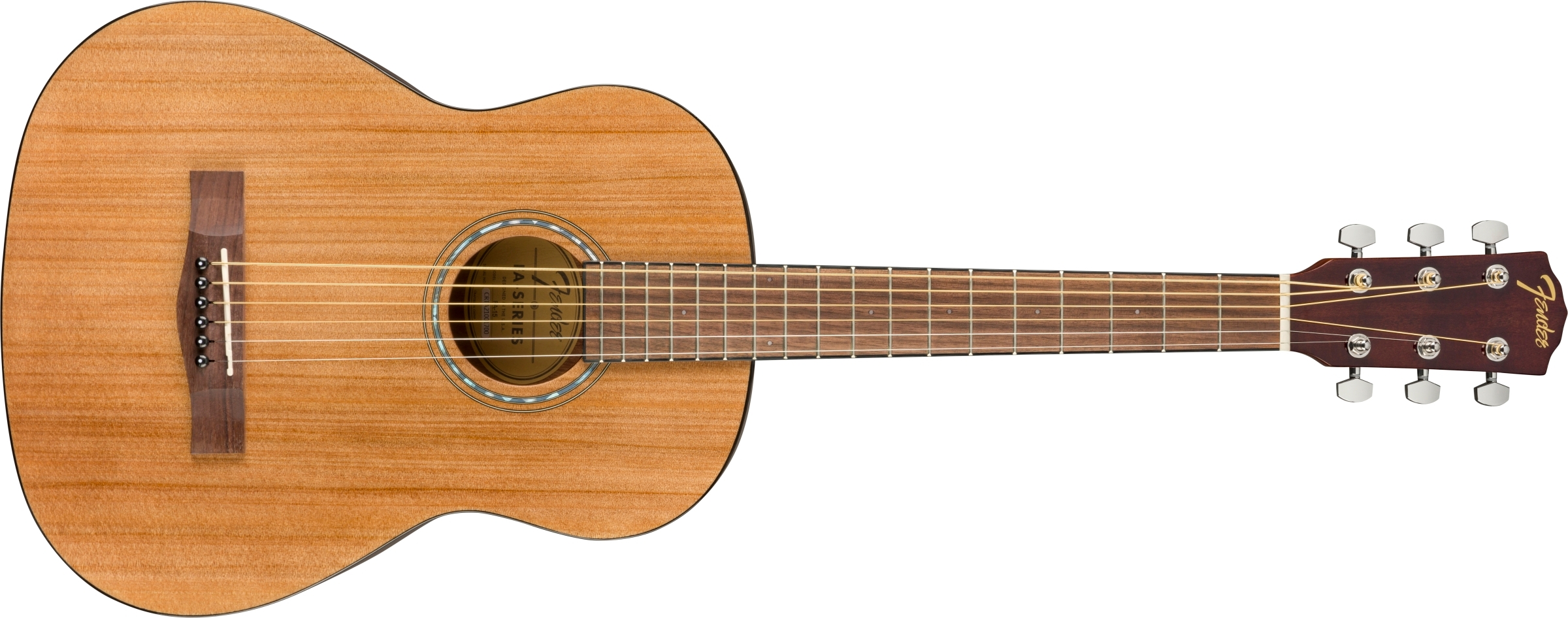 Image of Fender FA-15 3/4 Steel String Guitar Natural coming soon