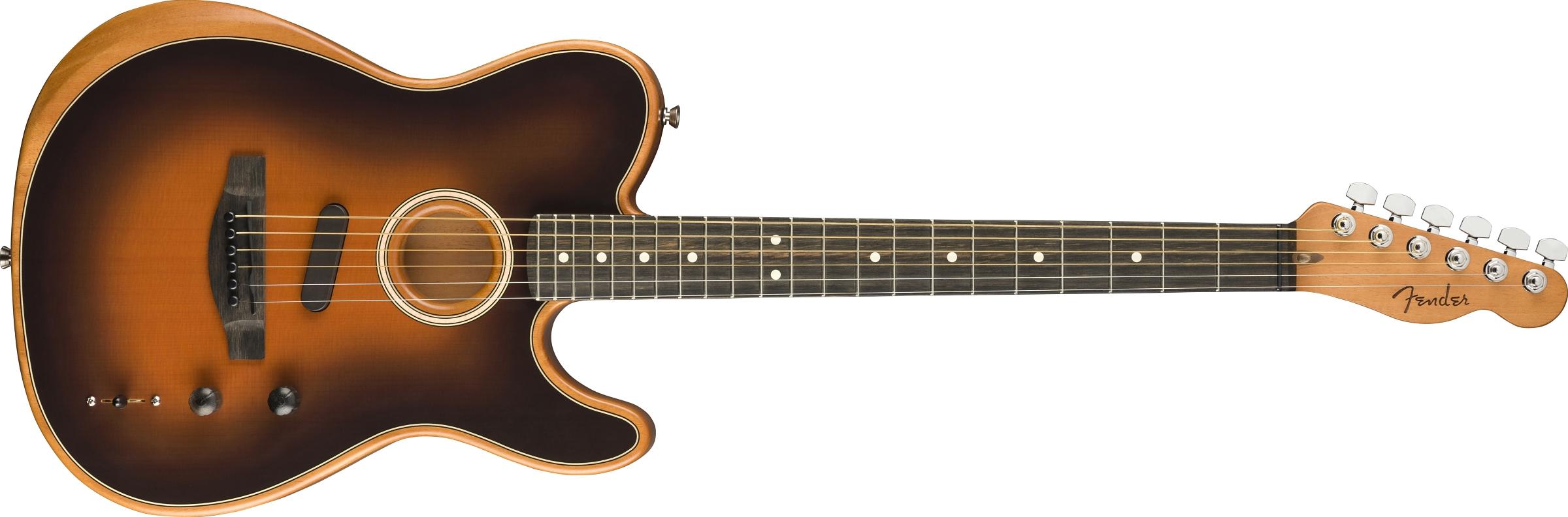 American Acoustasonic™ Telecaster® | Acoustic Guitars