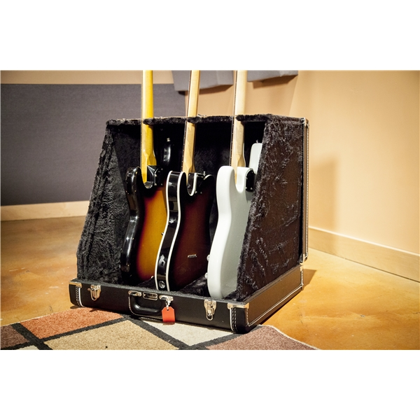 Fender 174 Guitar Case Stands 3 Guitar Accessories