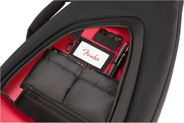 Fender Fe1225 Electric Guitar Gig Bag Accessories