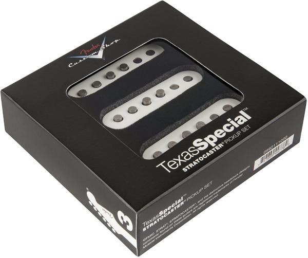 Fender® Custom Shop Texas Special Stratocaster Pickups~0992111000~Brand New
