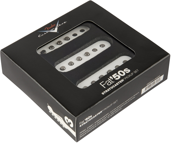 [SCHEMATICS_44OR]  Custom Shop Fat '50s Stratocaster® Pickups | Parts | Fender Fat 50s Wiring Diagrams |  | Shop Fender