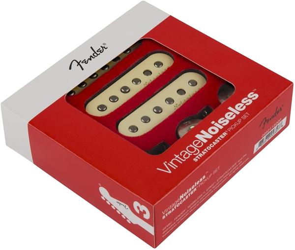 Fender Vintage Noiseless Strat Pickups Accessories >> Fender Vintage Noiseless Strat Pickups