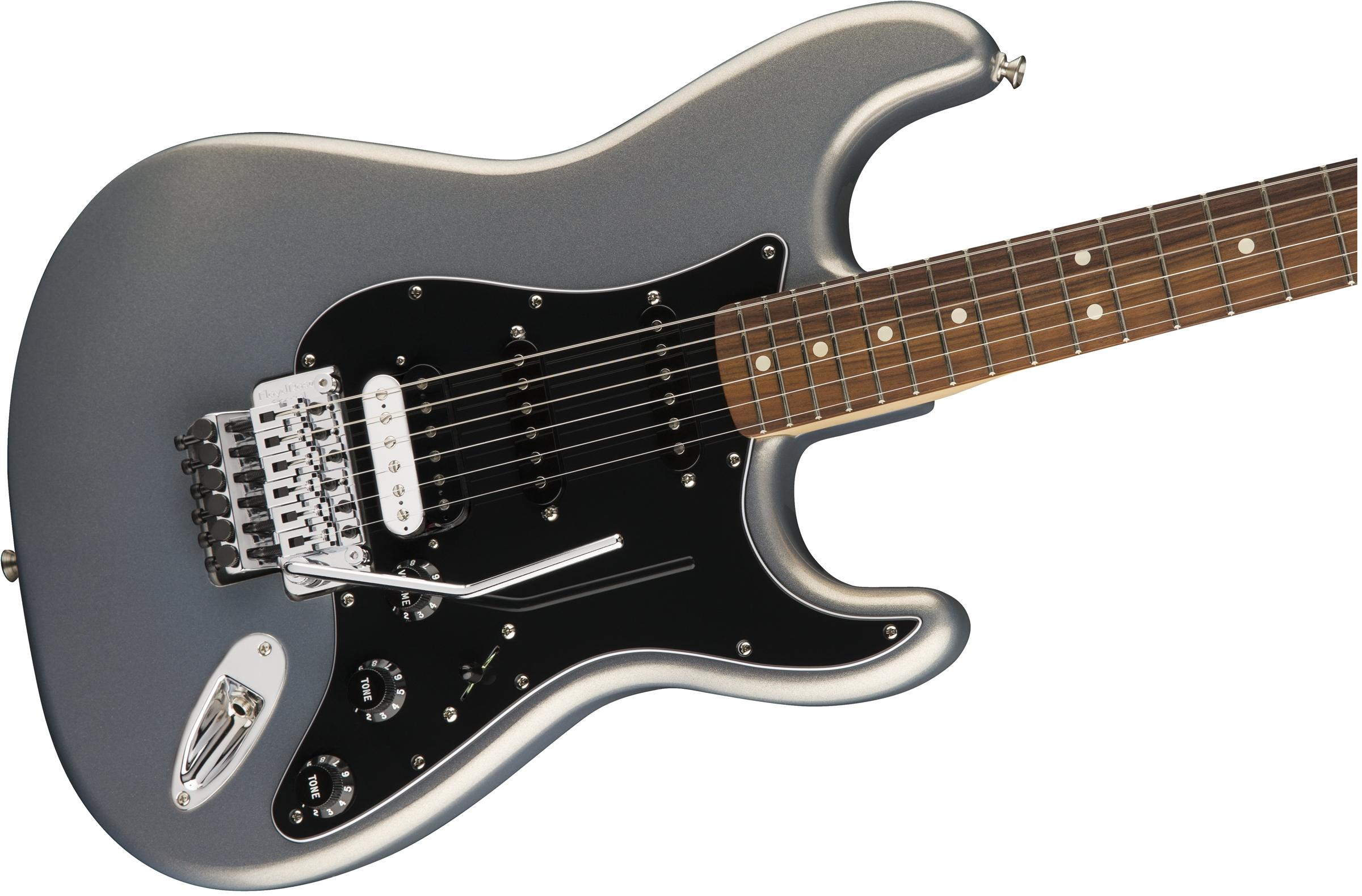 standard stratocaster hss with floyd rose electric guitars. Black Bedroom Furniture Sets. Home Design Ideas