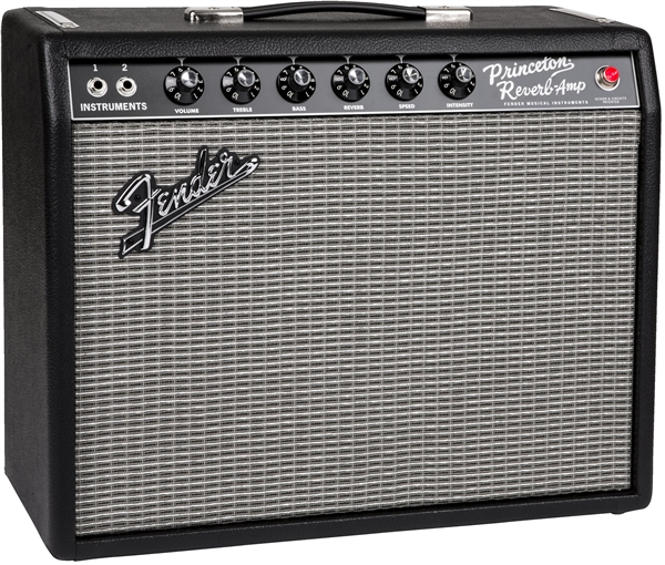 65 Princeton® Reverb | Guitar Amplifiers