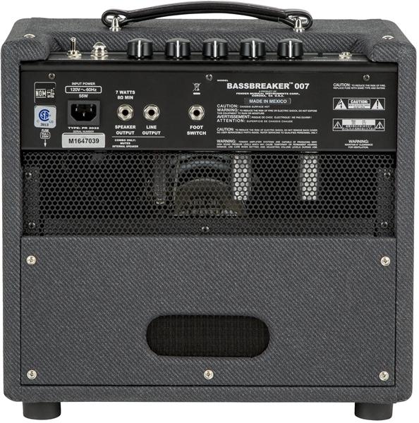 Fender BassbreakerTM 007 Combo 120V
