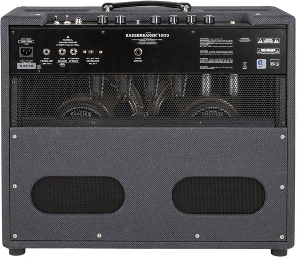 Fender Bassbreaker 30R Guitar Combo Amp