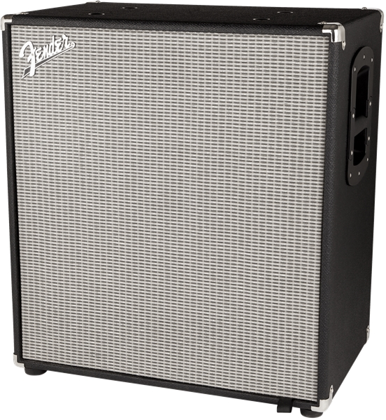 Rumble™ 410 Cabinet | Fender Bass Amplifiers