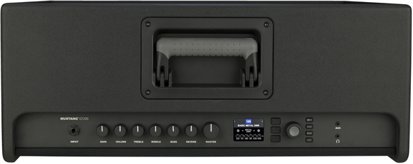 fender mustang gt 200 120v rh shop fender com Fender Amplifier Serial Numbers Fender Fuse Artist Presets