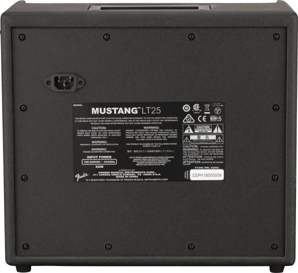 Ca 20 Amplifier Specifications