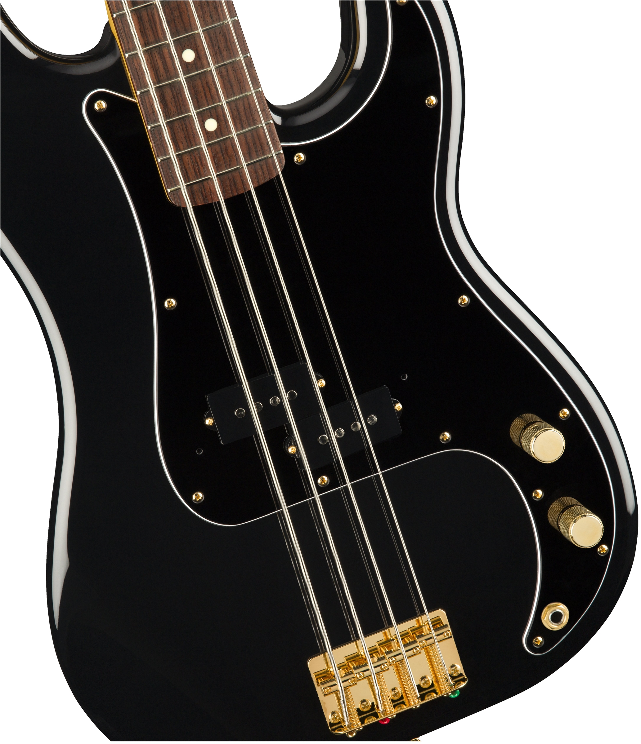 Made in Japan Traditional 60s Precision Bass® Midnight
