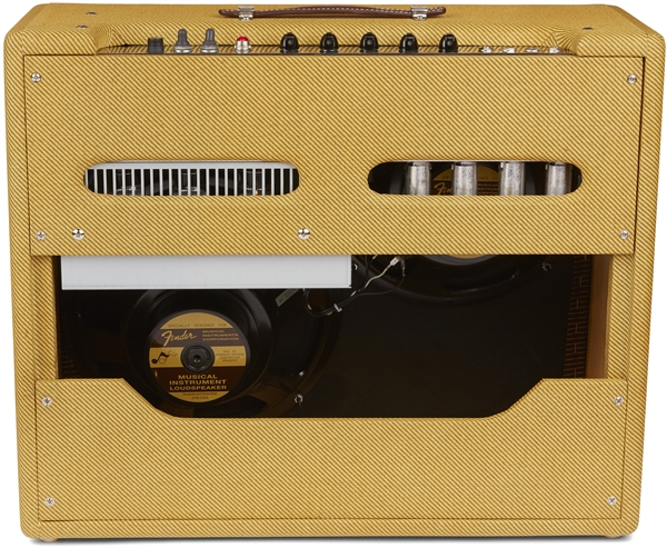Fender Tweed Amp >> 57 Custom Twin Amp