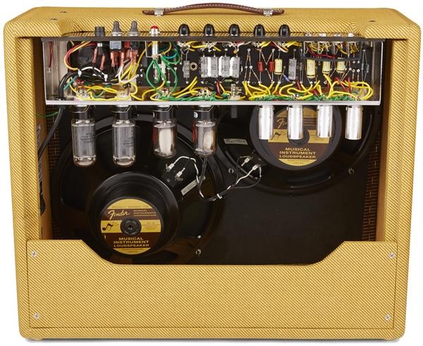 '57 Custom Twin-Amp™ on
