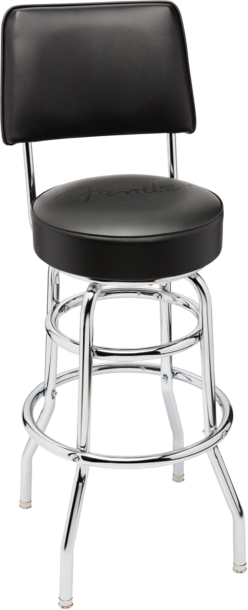 Groovy Fender 30 Blackout Backrest Barstool Lifestyle Camellatalisay Diy Chair Ideas Camellatalisaycom
