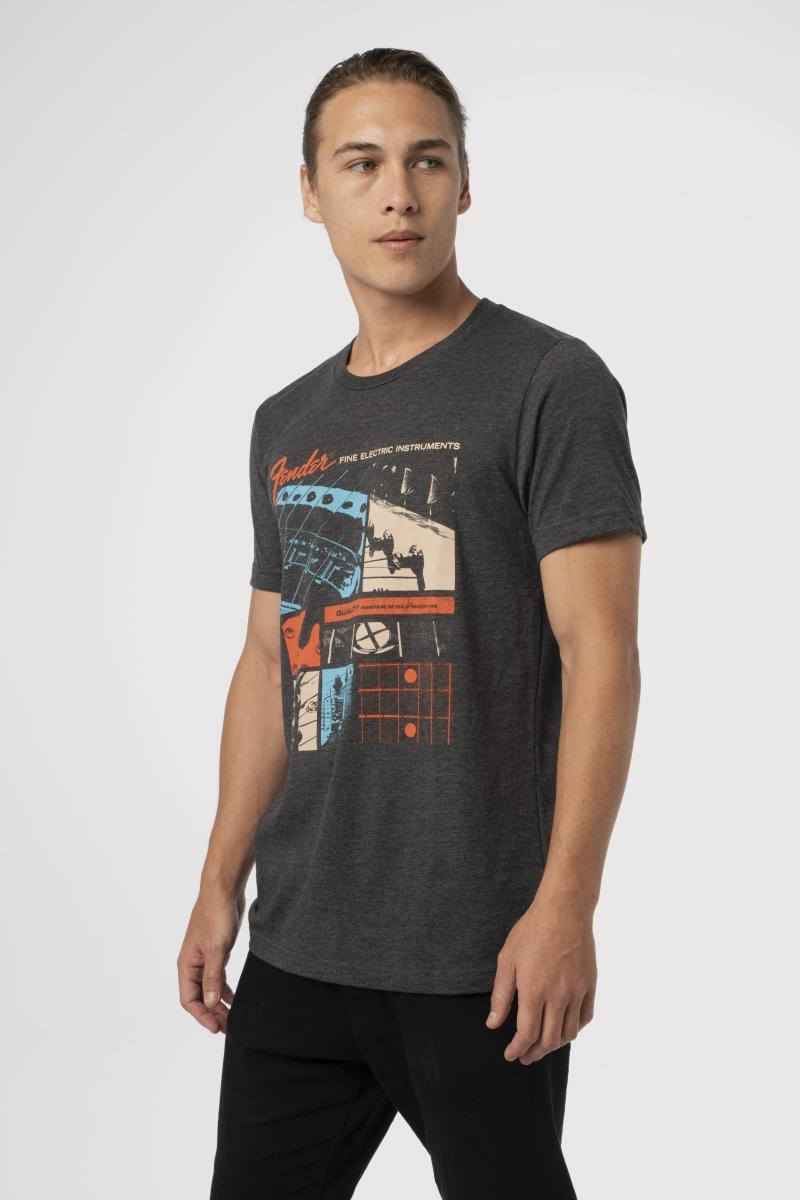 Jaguar Clothing Accessories: Fender® Jaguar® T-Shirt