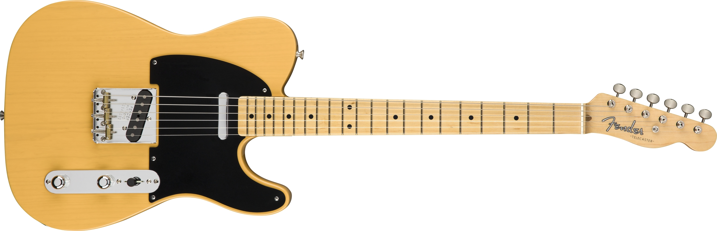 American Original '50s Telecaster® | Electric Guitars on