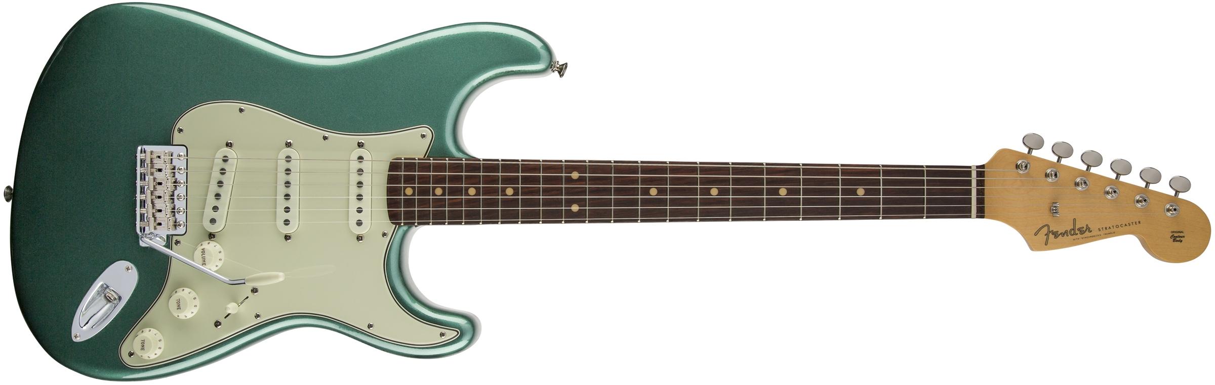 Fender American Vintage 59 Stratocaster 174 Slab Rosewood