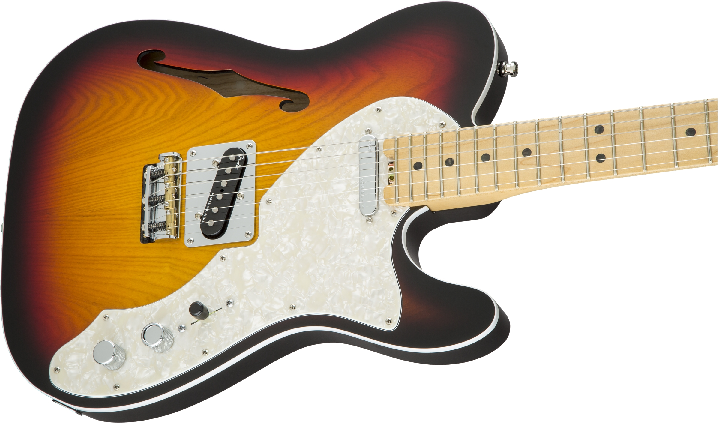 0114312700_gtr_cntbdyright_001_nr fender american elite telecaster� thinline, maple fingerboard, 3  at eliteediting.co