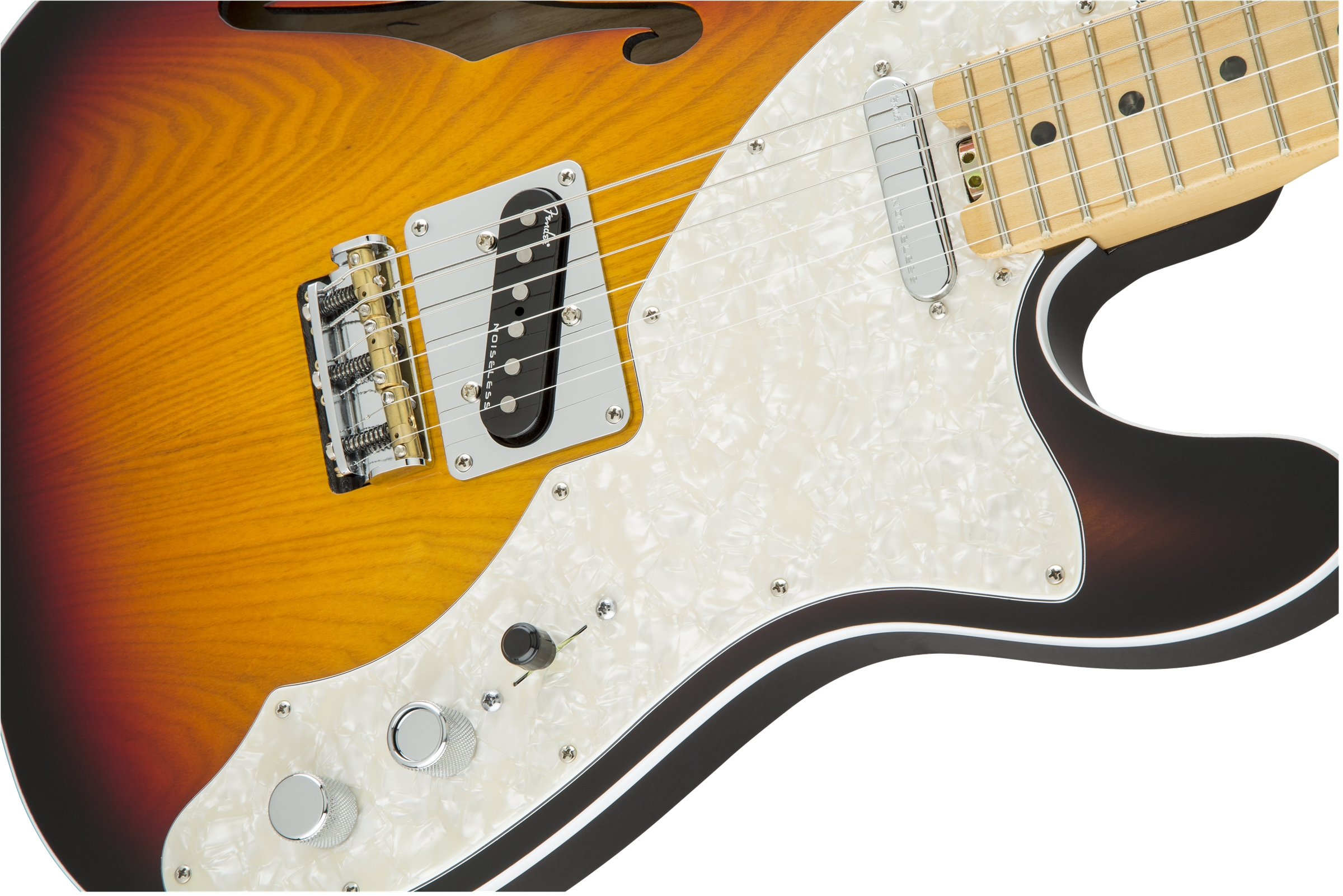 0114312700_gtr_frtbdydtl_001_nr fender american elite telecaster� thinline, maple fingerboard, 3  at gsmportal.co