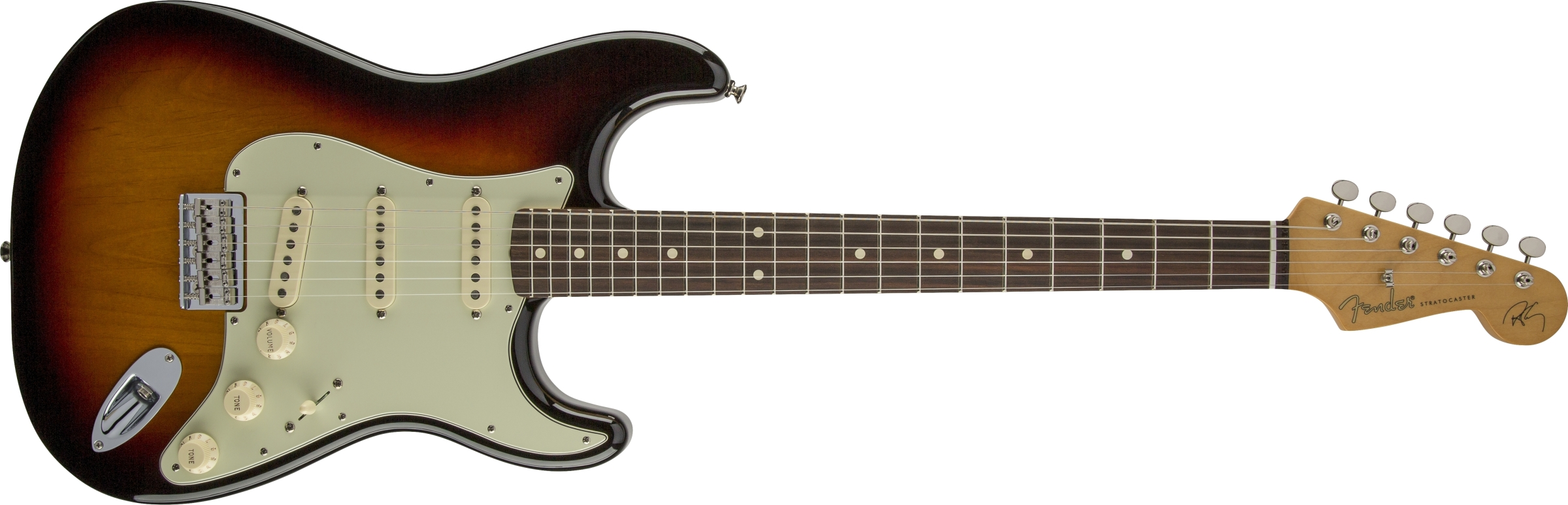 Robert Cray Stratocaster® | Electric Guitars on