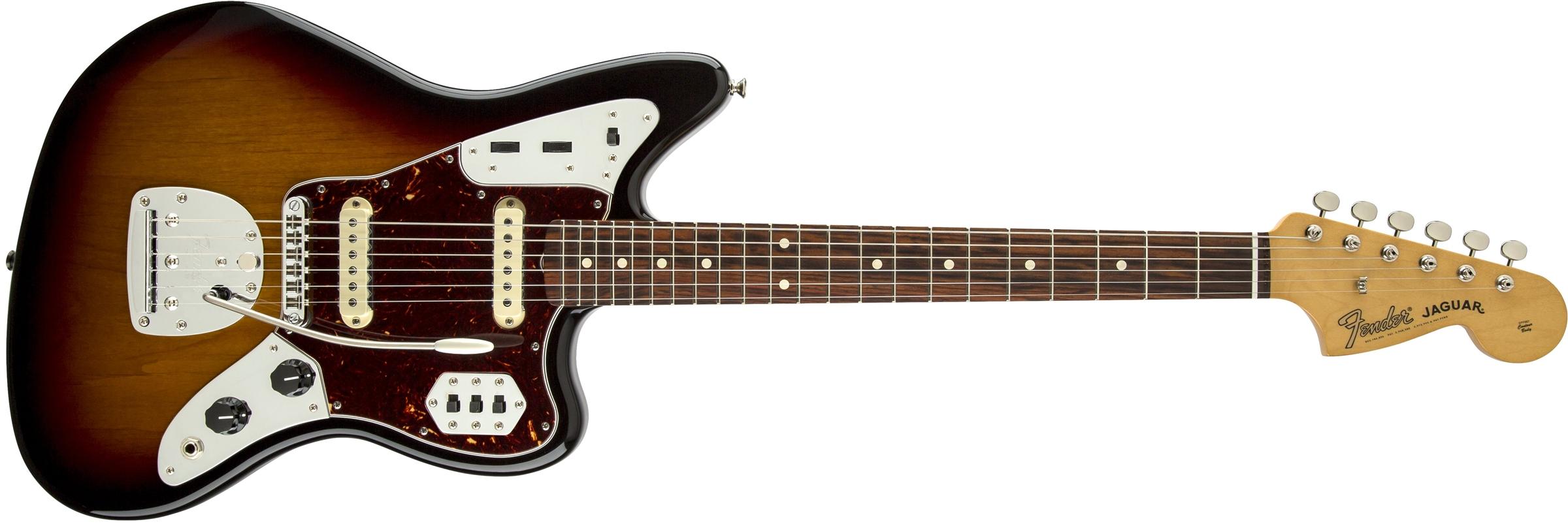 Classic Player Jaguar Special Electric Guitars