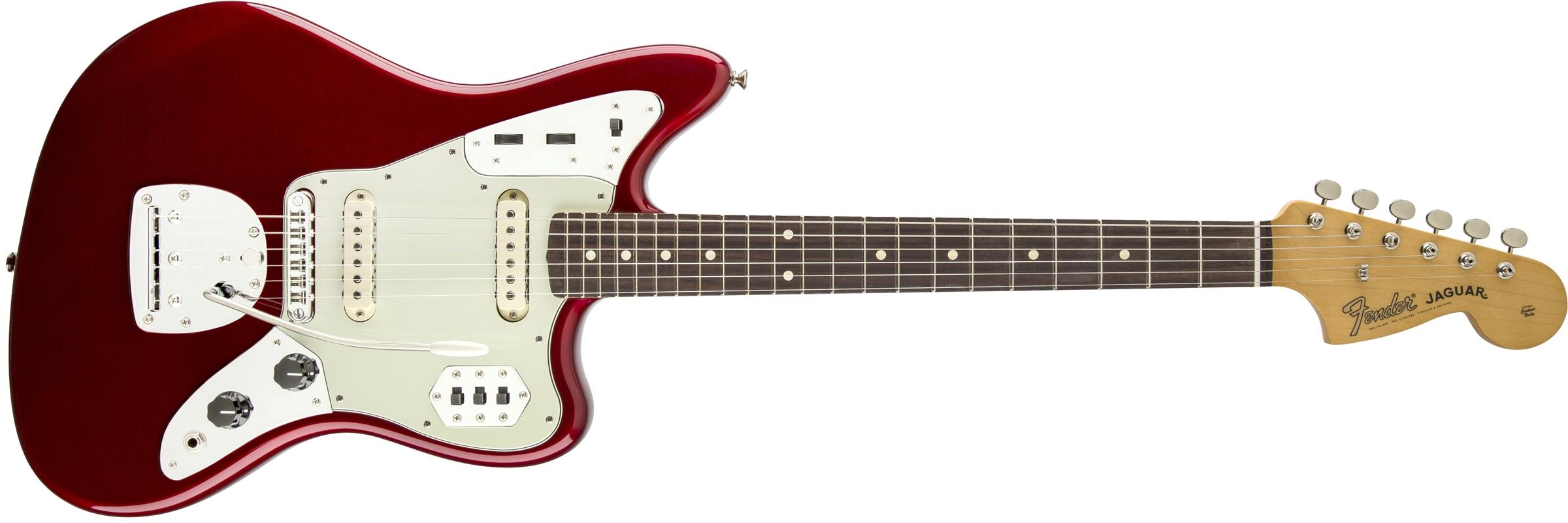 Classic Player Jaguar® Special | Electric GuitarsShop Fender