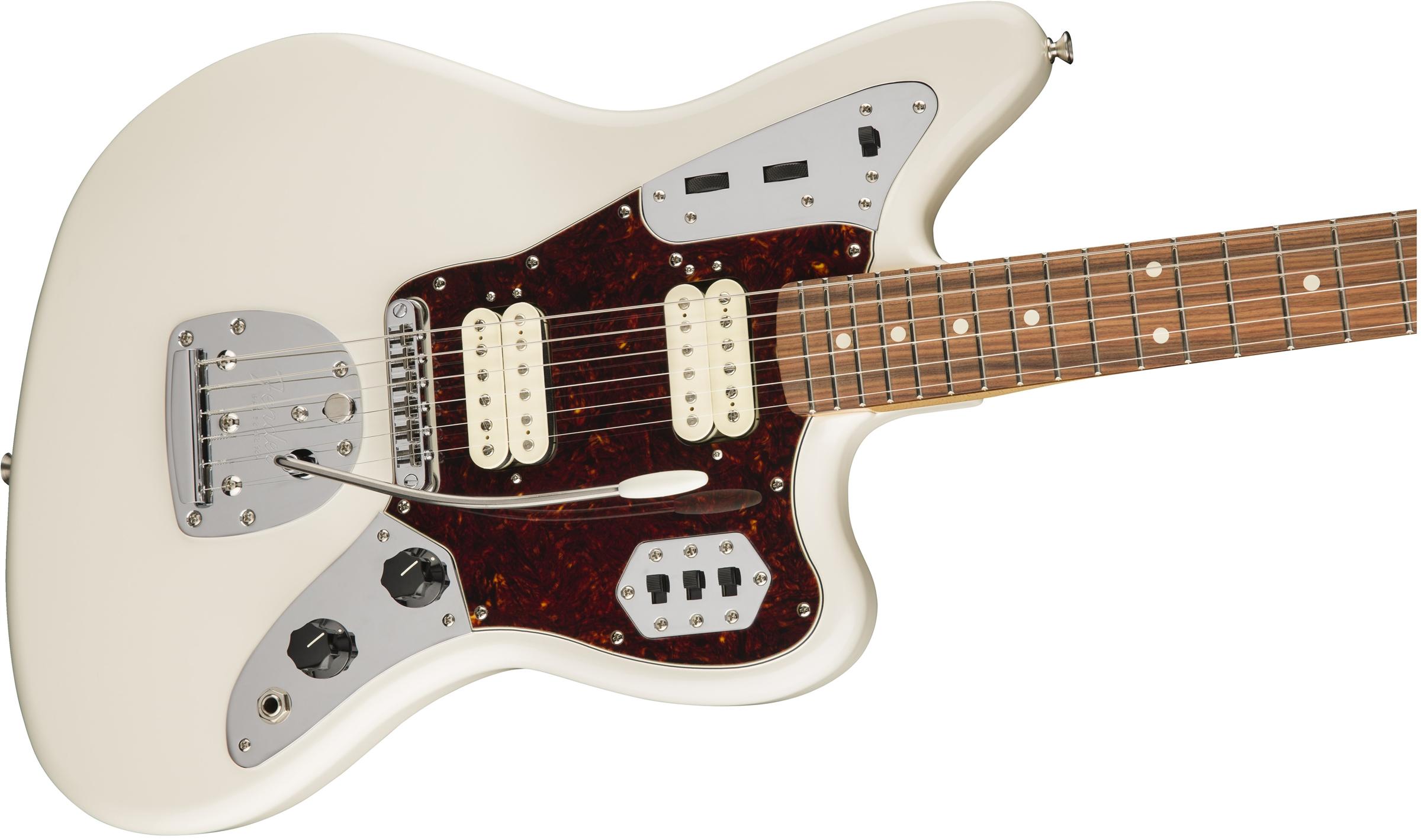 classic player jaguar special hh electric guitars Blacktop Jaguar HH tap to expand
