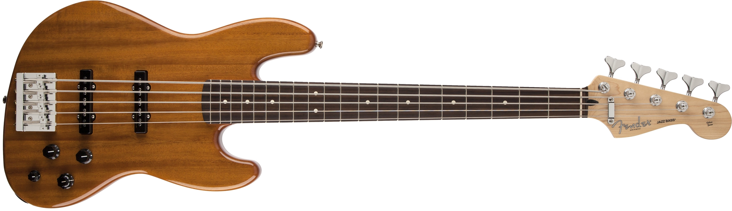 Deluxe Active Jazz Bass V Okoume 2015 2016 Deluxe Active Jazz Bass V Okoume 2015 2016
