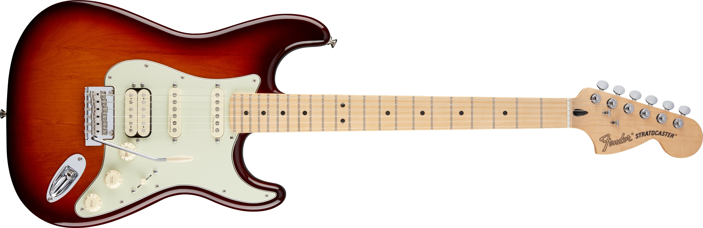 Lovely How To Wire Ssr Thick Excalibur Remote Start Installation Flat 5 Way Rotary Switch Wiring Diagram 3 Coil Pickup Youthful How To Wire Guitar Pickups PinkGibson 3 Way Switch Fender Deluxe Stratocaster® HSS, Maple Fingerboard, Tobacco Sunburst