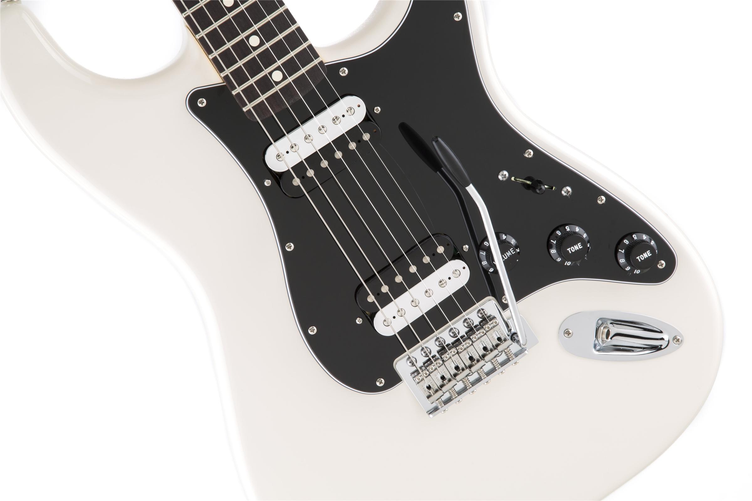 Standard® Stratocaster HH   Fender Electric Guitars