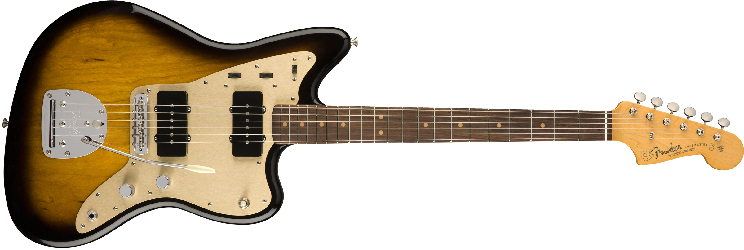 limited edition 60th anniversary 39 58 jazzmaster electric guitars. Black Bedroom Furniture Sets. Home Design Ideas