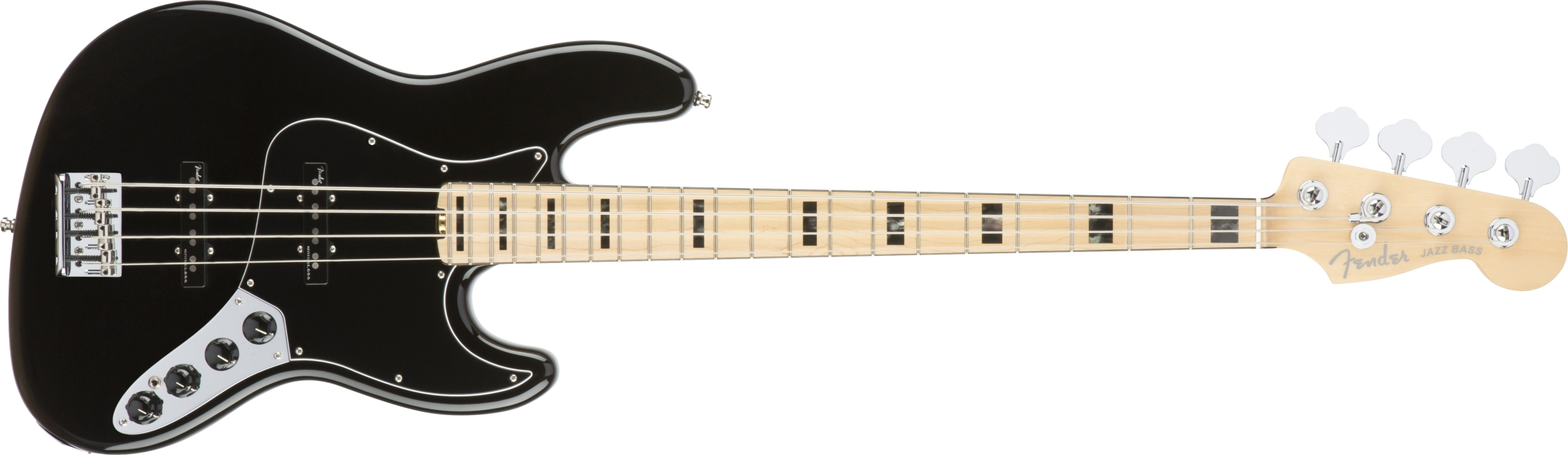 Bass Guitars Musical Instruments & Gear Electric Bass American Elite Jazz Bass Blk M Used High Quality Materials Fender Usa