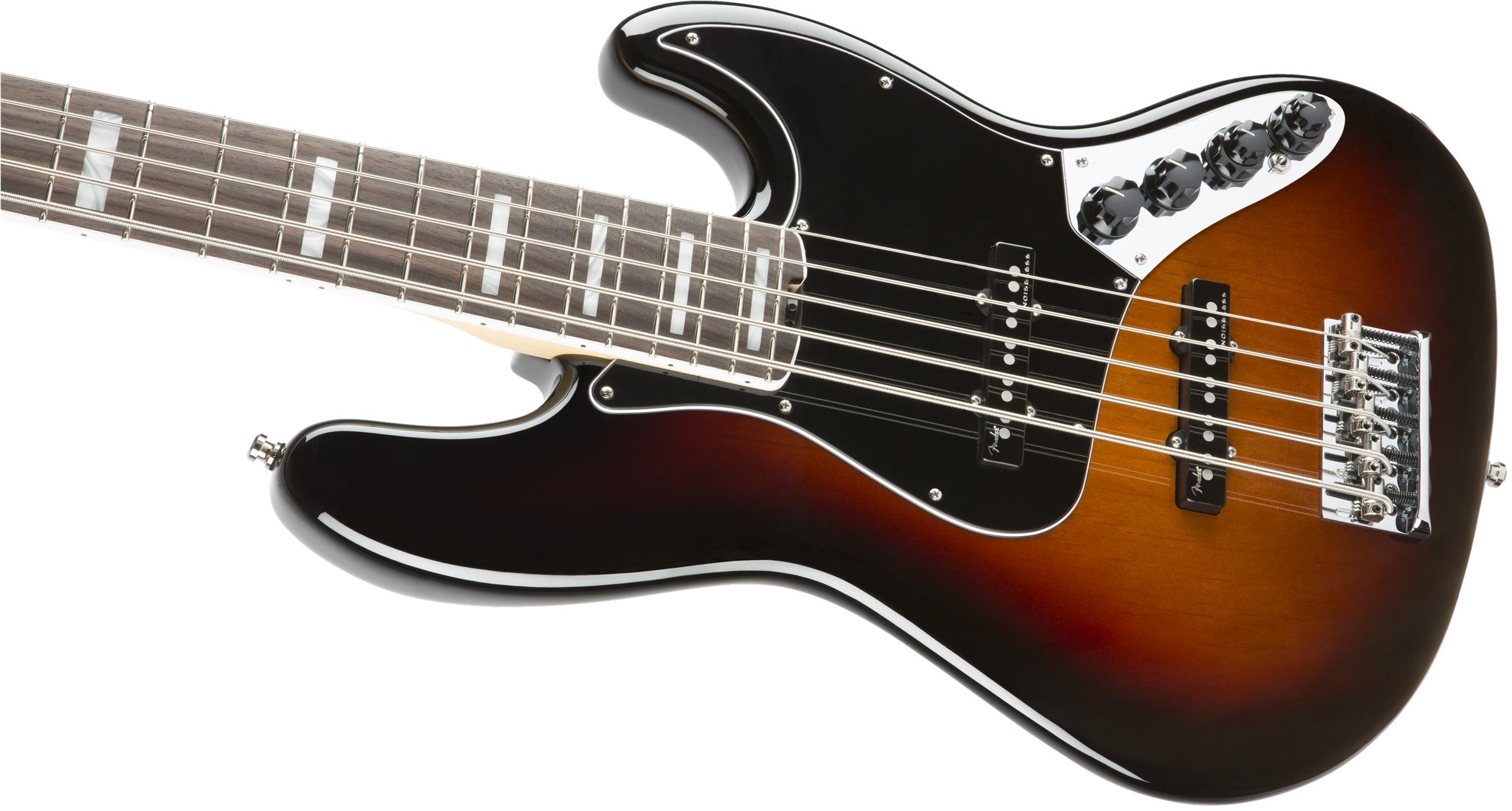 American Elite Jazz Bass® V