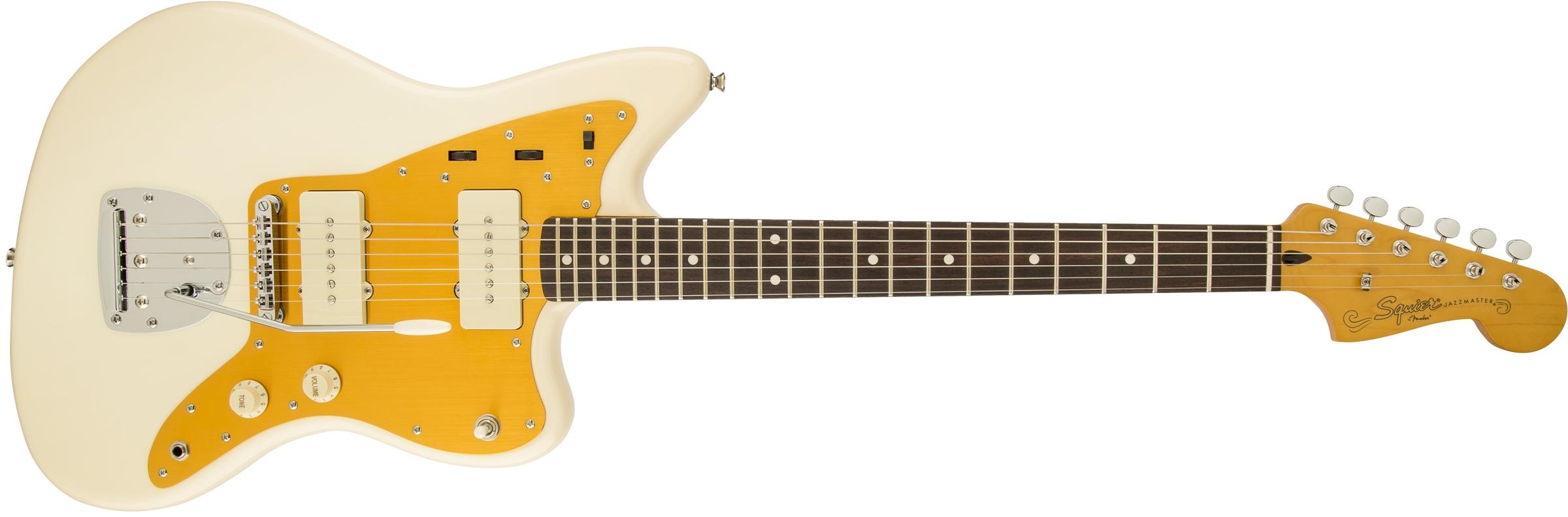 Squier 174 J Mascis Jazzmaster 174 Rosewood Fingerboard