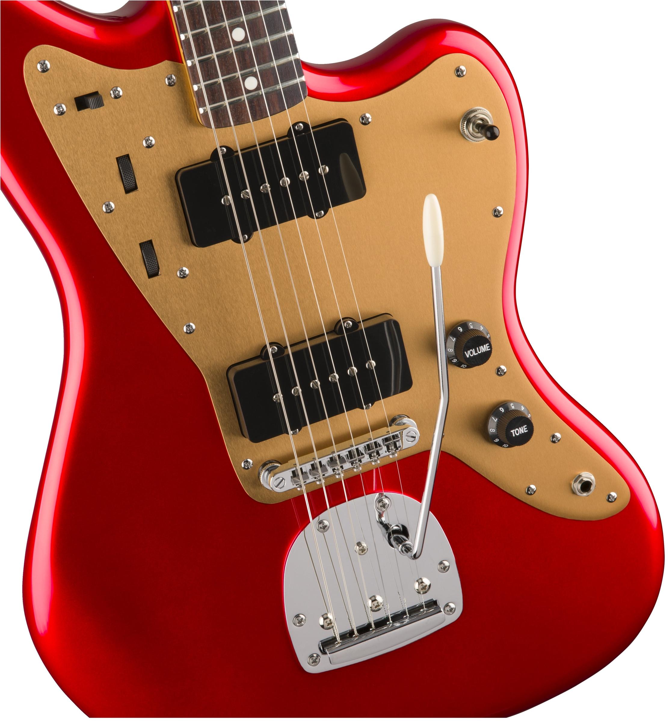 Deluxe Jazzmaster® with Tremolo   Squier Electric Guitars