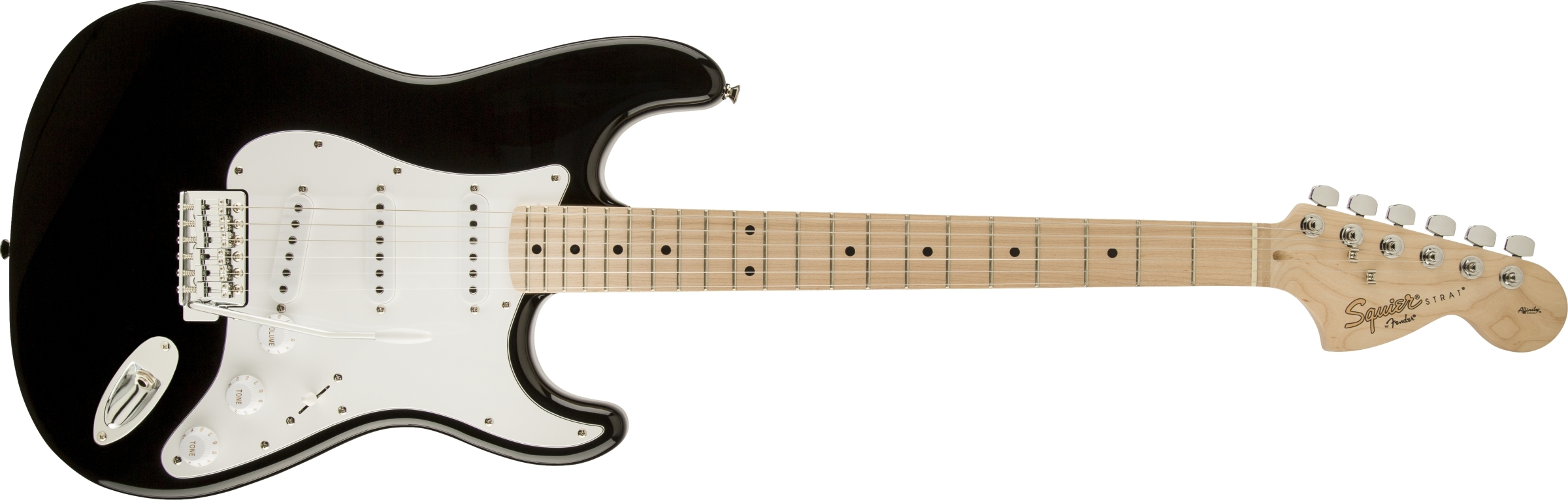 Squier 174 Affinity Series Stratocaster 174 Maple Fingerboard