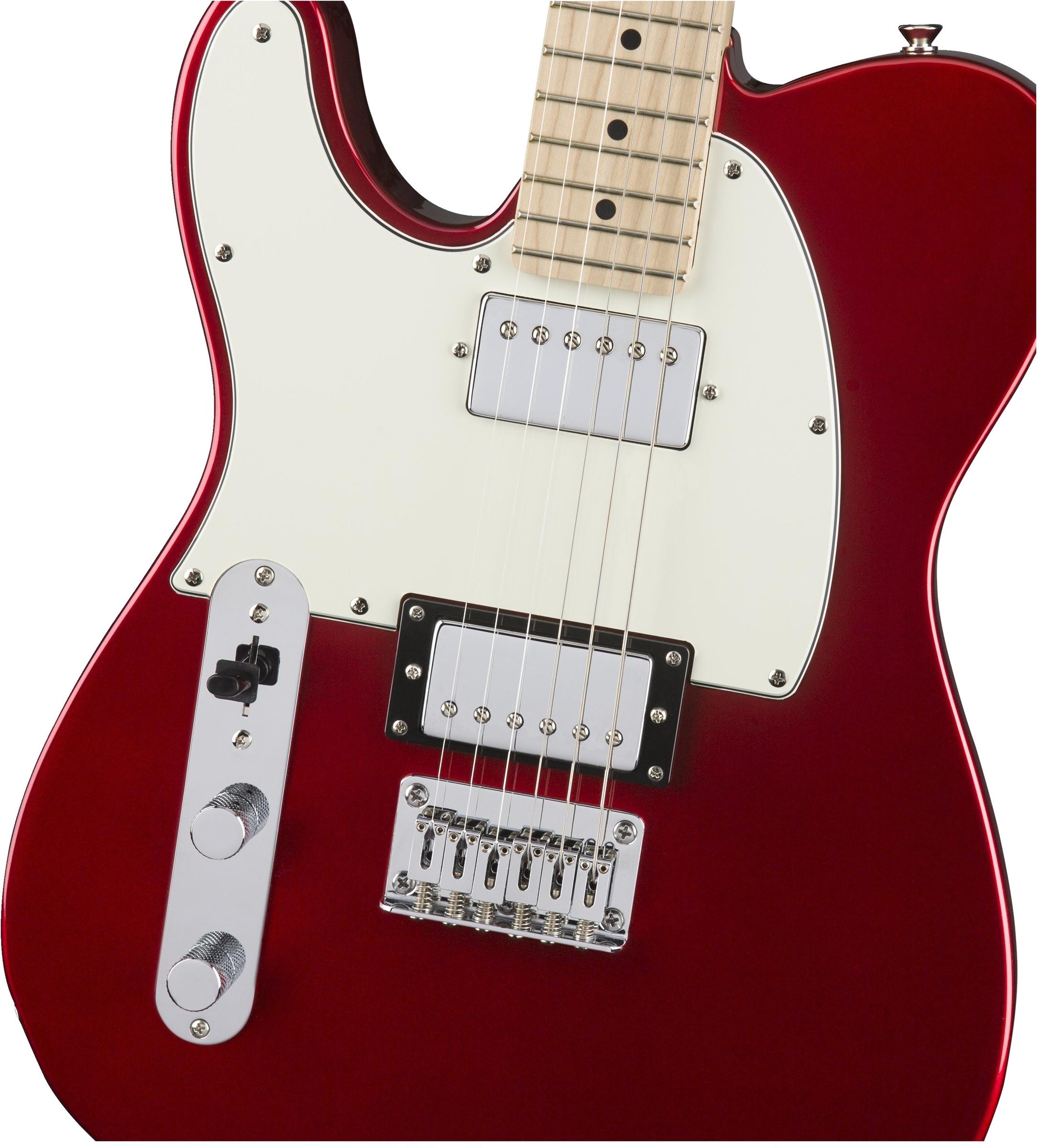 Fender Jaguar Sweetwater: Squier Contemporary Telecaster® HH Left-Handed