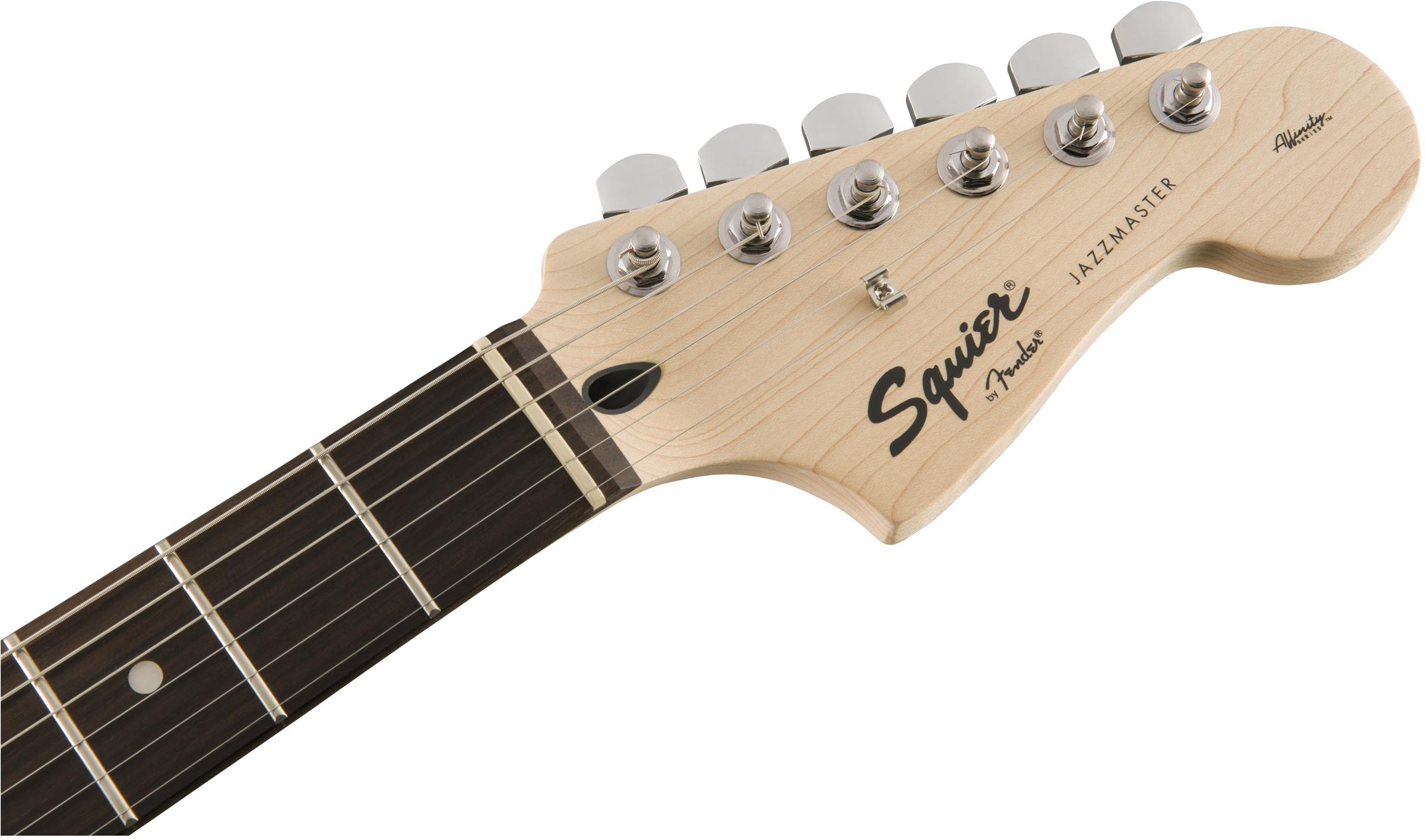 affinity series jazzmaster hh squier electric guitars. Black Bedroom Furniture Sets. Home Design Ideas