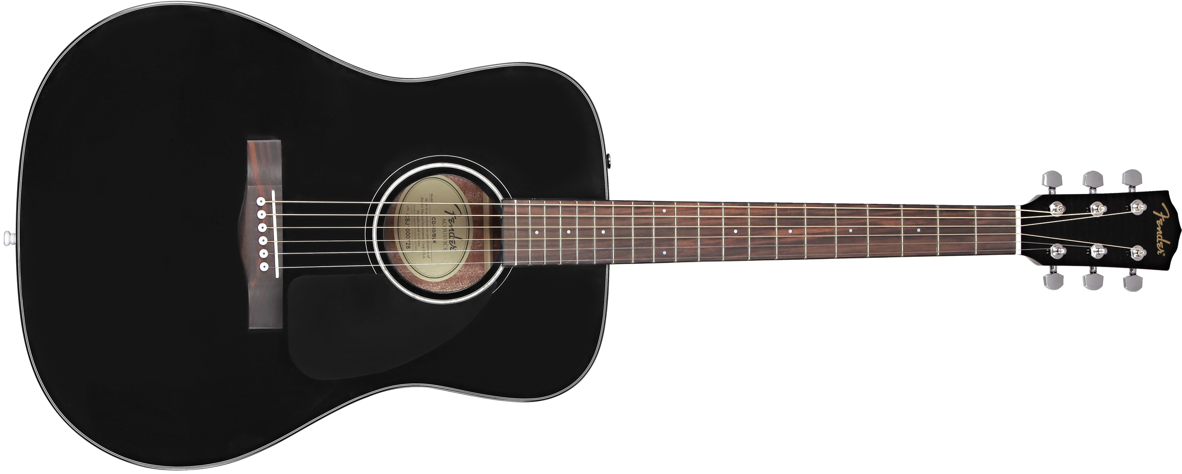 CD-60 with Case | Acoustic Guitars