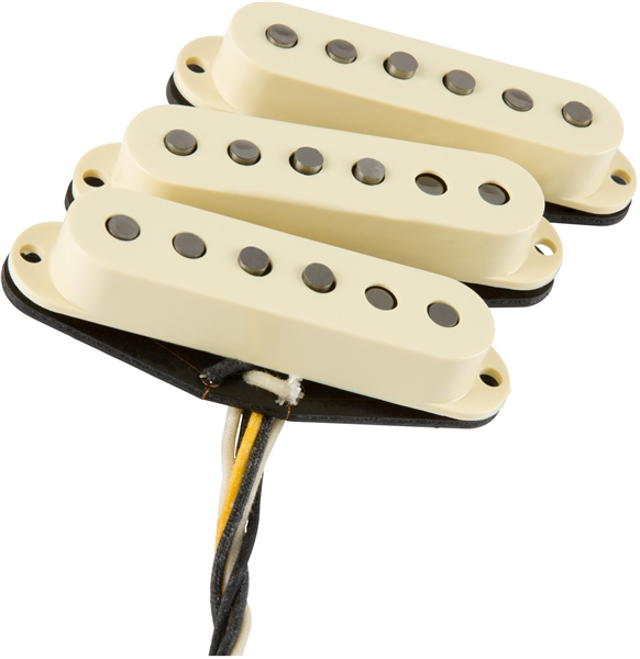 Eric Johnson Signature Stratocaster Pickups Parts