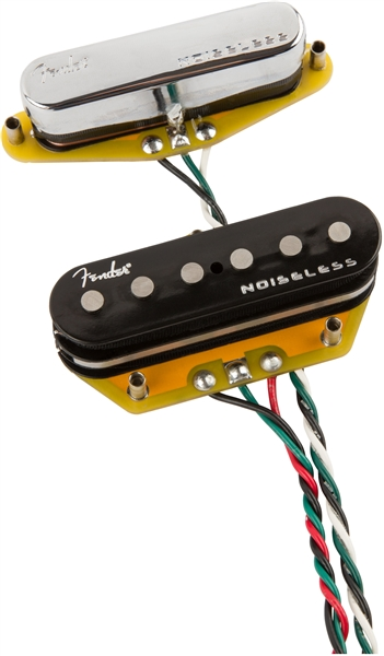 [ZTBE_9966]  Gen 4 Noiseless™ Telecaster® Pickups | Parts | Fender Noiseless Pickups For Stratocaster Wiring Diagram |  | Shop Fender