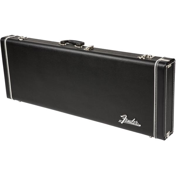 fender pro series guitar case black fender cases. Black Bedroom Furniture Sets. Home Design Ideas
