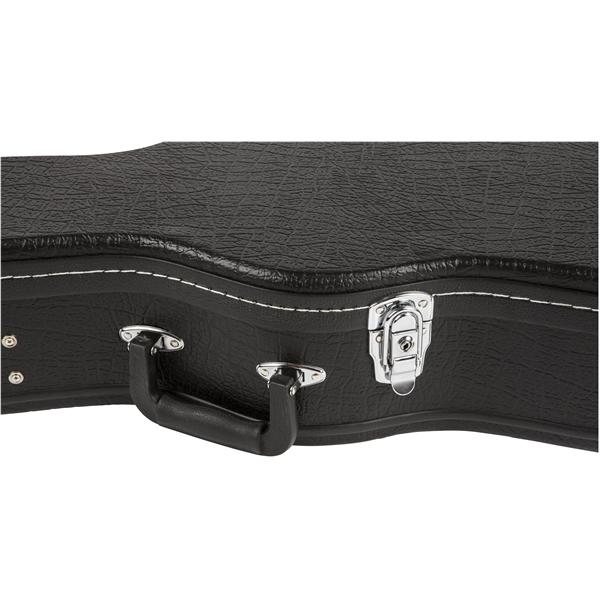 fender acoustic malibu folk guitar multi fit hardshell case accessories. Black Bedroom Furniture Sets. Home Design Ideas