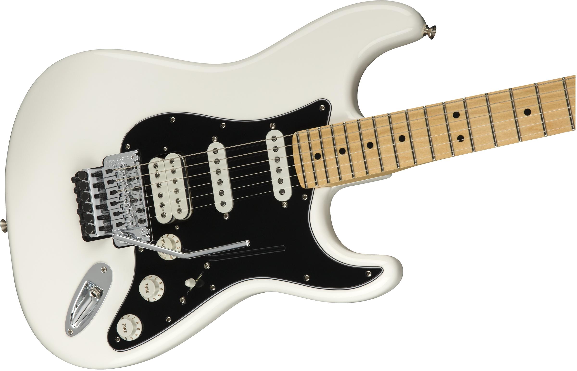 player stratocaster floyd rose hss electric guitars. Black Bedroom Furniture Sets. Home Design Ideas