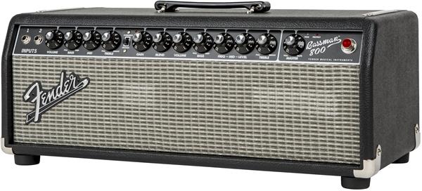 Bassman® 800 Head | Bass Amplifiers