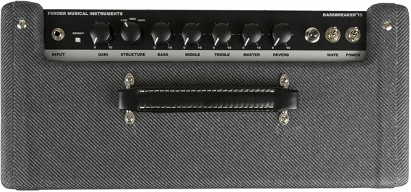 bassbreaker 15 combo guitar amplifiers. Black Bedroom Furniture Sets. Home Design Ideas