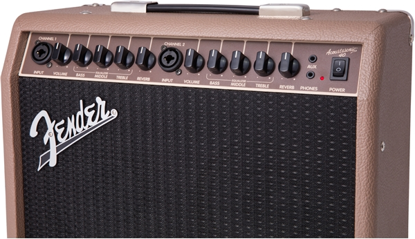 acoustasonic 40 guitar amplifiers rh shop fender com Fender Mustang Guitar Dean Markley Amp