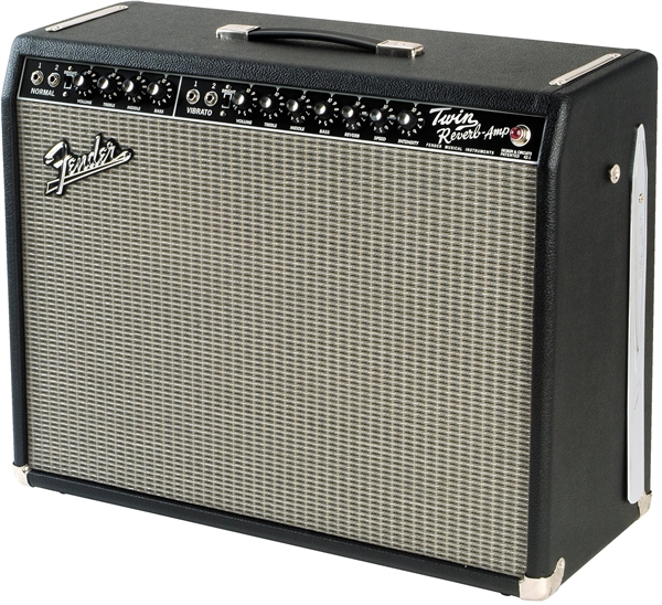 65 Twin Reverb® | Guitar Amplifiers