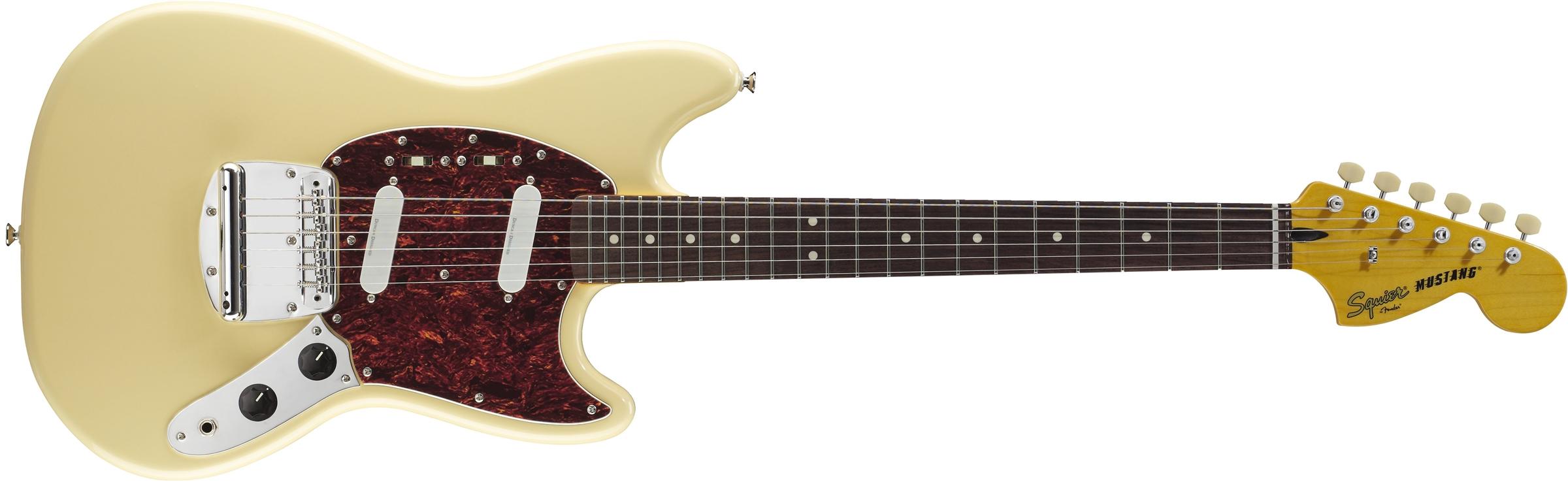 vintage modified mustang squier electric guitars. Black Bedroom Furniture Sets. Home Design Ideas