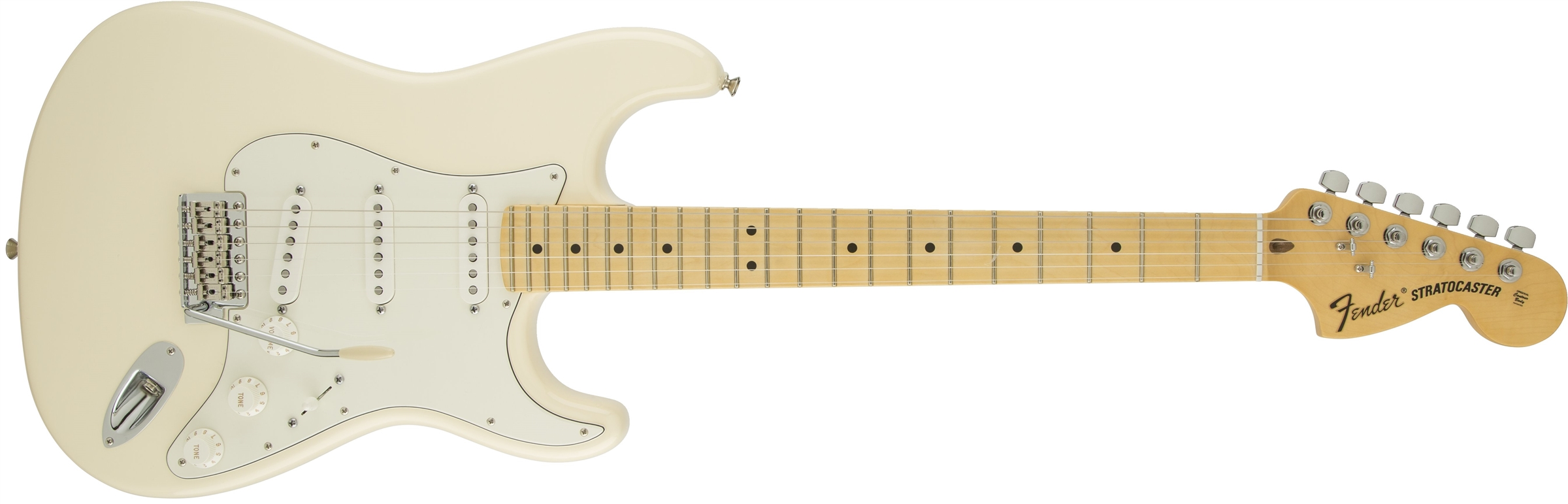 fender american special stratocaster maple fingerboard olympic white. Black Bedroom Furniture Sets. Home Design Ideas